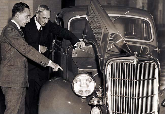 Кадровая политика Генри Форда