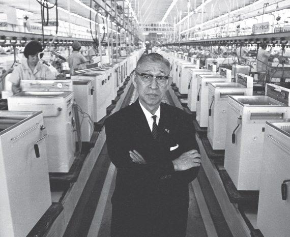 История жизни и успеха Коносуке Мацусита